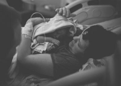 Tessa Trommer Fotografie Geburt Geburtsfotografie Krankenhaus Entbindung 023