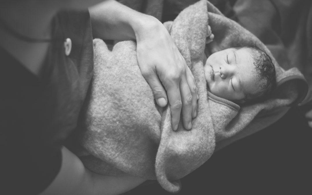 Geburtsfotografie im Krankenhaus