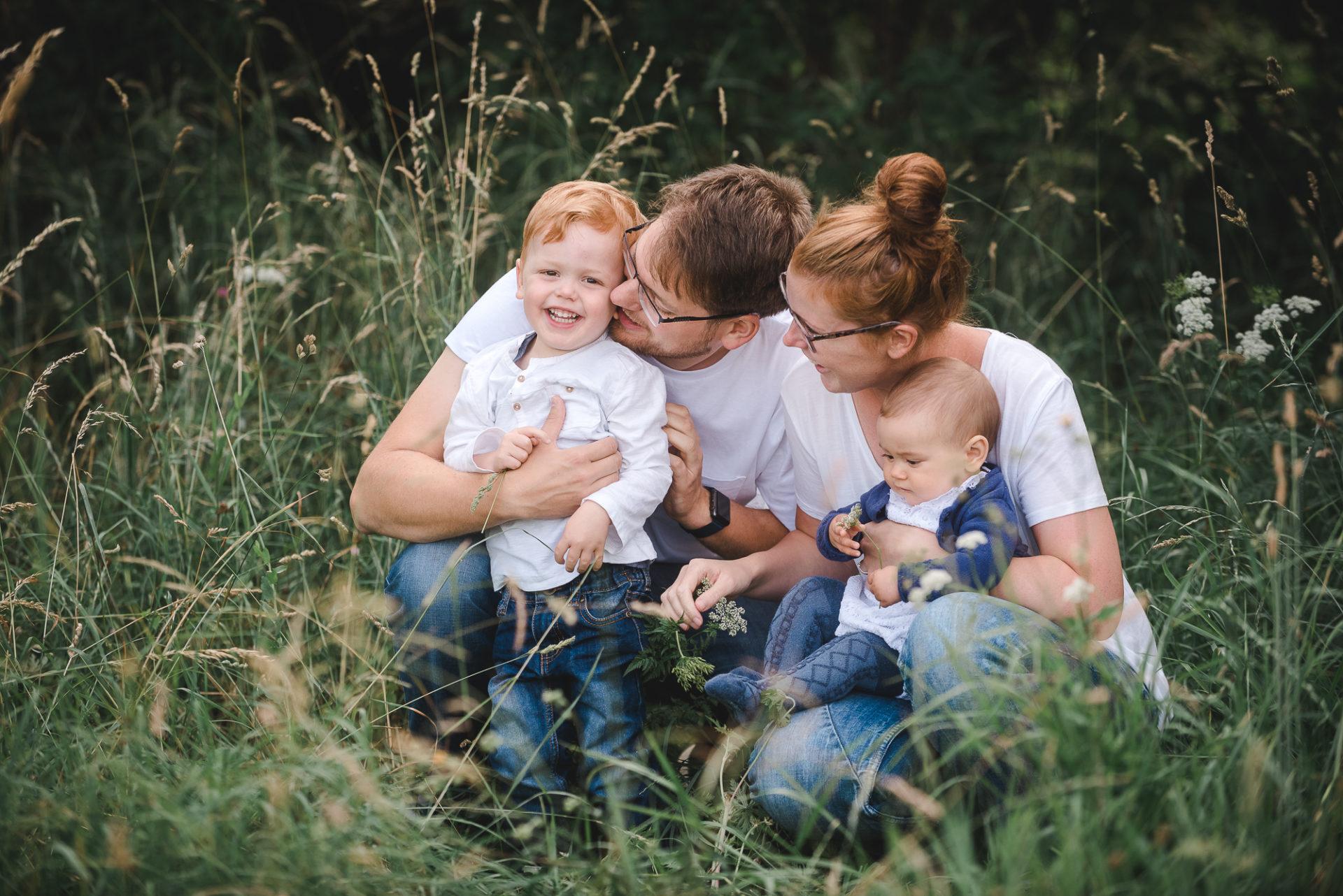 Tessa Trommer Fotografie Baby Familienshooting Babyfotografie Outdoor Familie