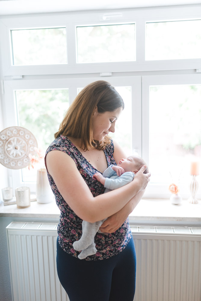 Tessa Trommer Fotografie Homestory Neugeborenenshooting Babyfotos Erfurt Weimar Gotha 8540